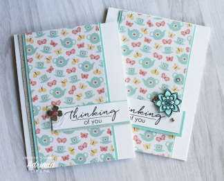 patterned paper simple greetings2