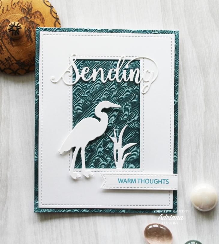 white egret fms
