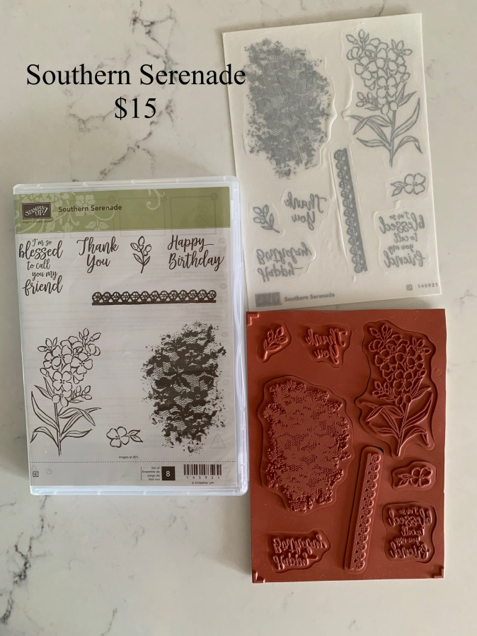 Stampin' Up! Retired Items for Sale