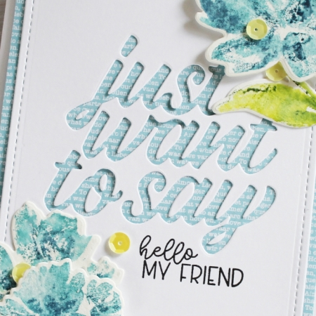 greeting card by Adriana at cupandink.com
